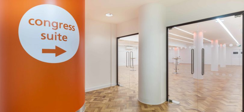 Envisage Exhibition Stand Design And Build Uk : Londons congress centre unveils a brand new exhibition space
